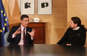 """El Gobierno pide a Iglesias """"recomponer el tablero"""" de la negociación y retirar la consulta"""