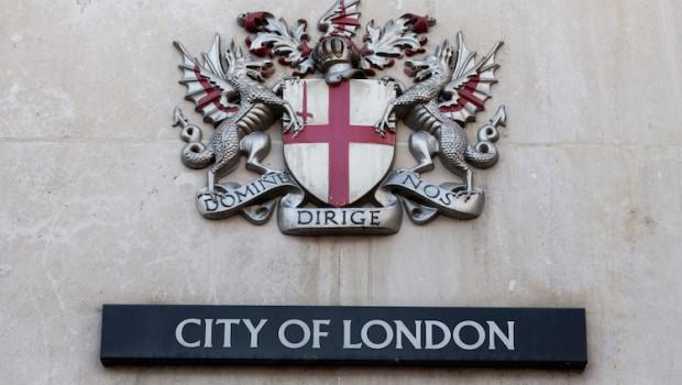coat arms city london