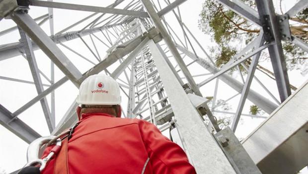 Torre de telecomunicaciones de Vodafone en AlemaniaVODAFONE- Archivo