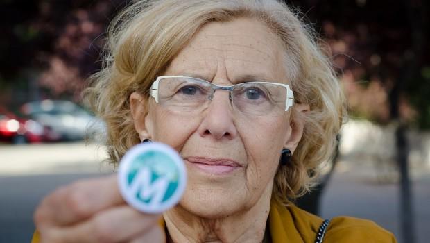 manuela carmena ahora madrid ayuntamiento alcaldesa
