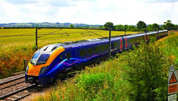 Firstgroup Hull Trains rail