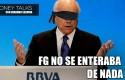 careta money talks fg no se enteraba