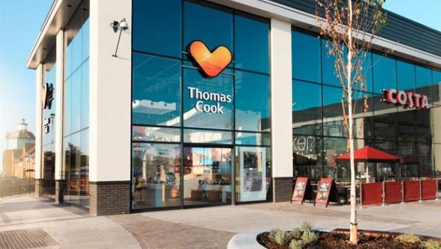thomas cook target market