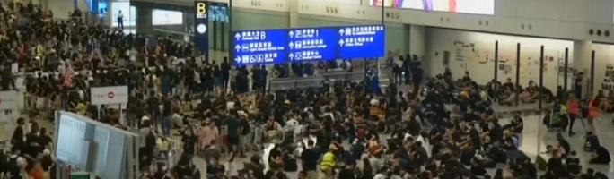 hong kong protesta aeropuerto portada