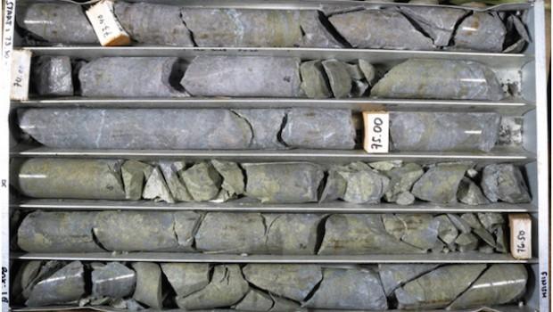 drilling samples copper asiamet
