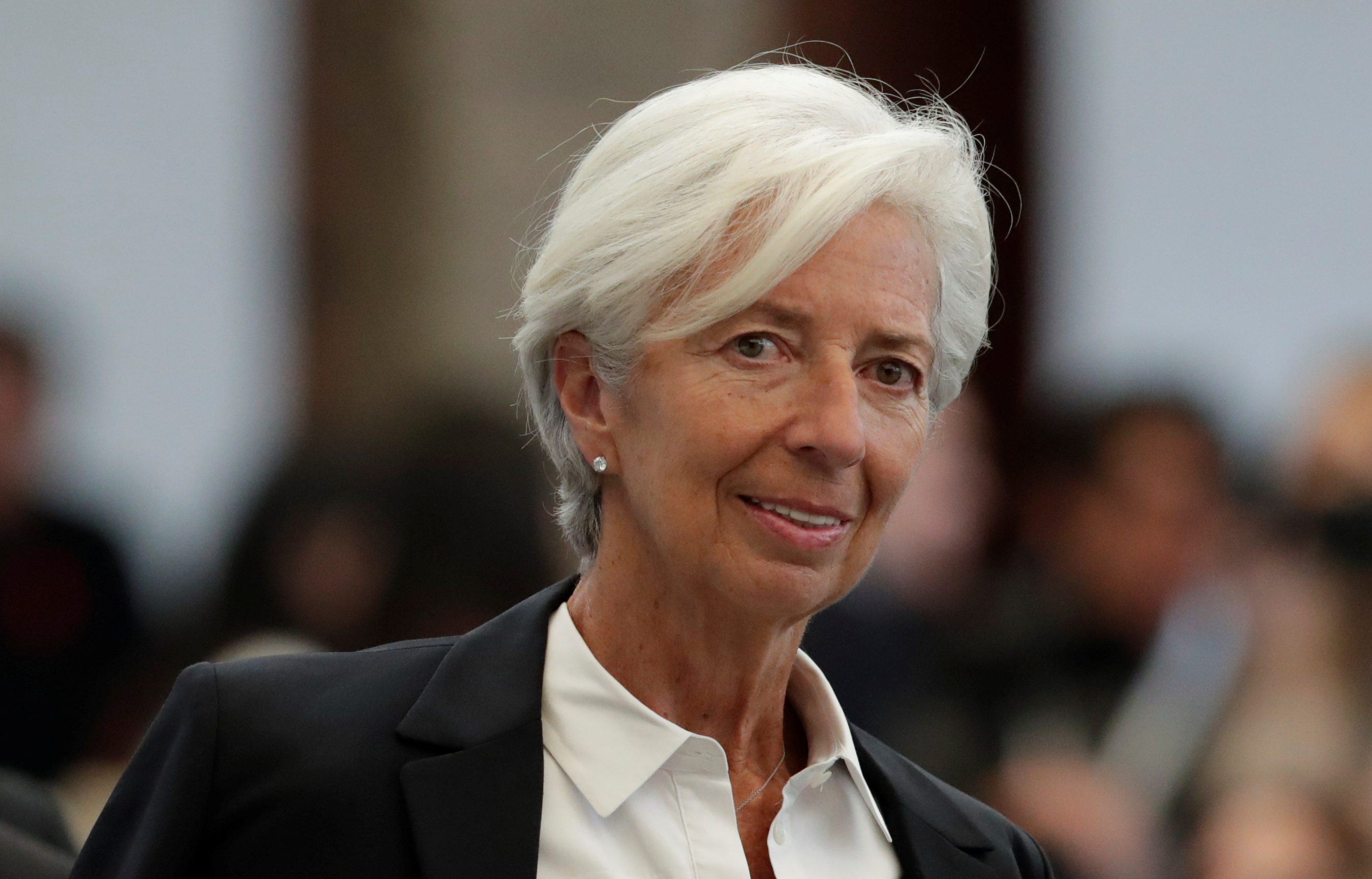 El Eurogrupo empieza a buscar candidato europeo para el FMI