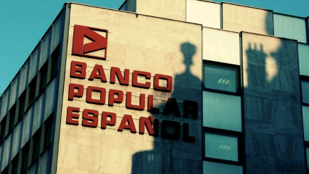 Spain's Banco Santander acquires failing Banco Popular