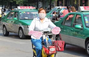 coronavirus china mascara polucion portada