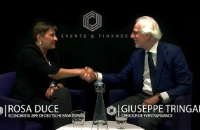events finance giuseppe tringali y rosa duce