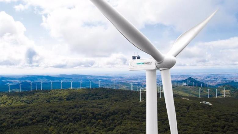 ep archivo - siemens gamesa suministrara 69 aerogeneradores con una capacidad de 759 mw a croswind