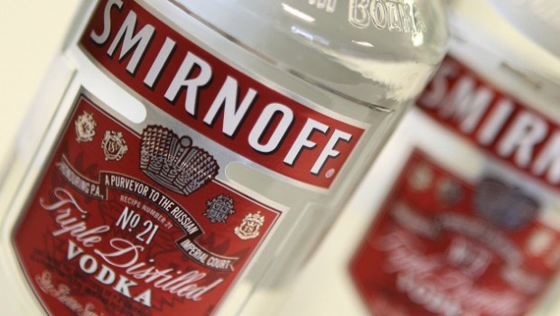 Diageo sees annual sales at low end of guidance