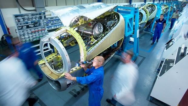 gkn aerospace manufacturing cowes melrose