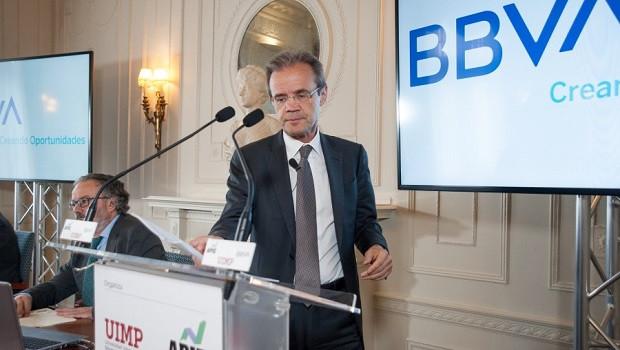 jordi gual presidente caixabank apie bbva