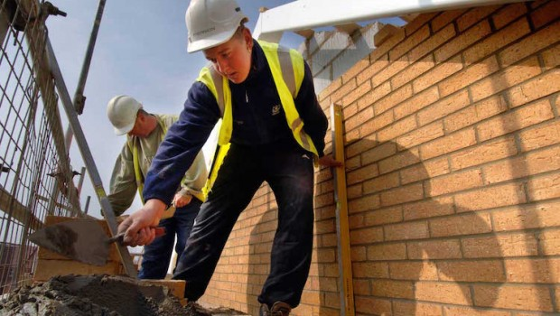builder housebuilding bricklayers persimmon