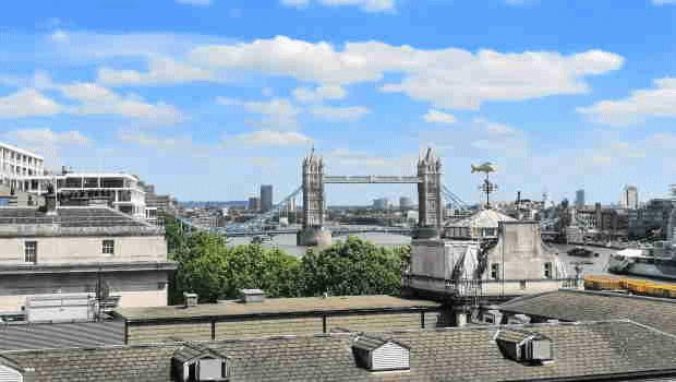 dl london tower bridge river thames city working