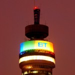 BT Tower, telecoms