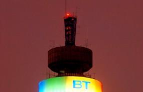 BT Tower, telecoms