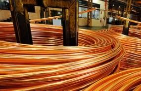 cobre mineral chile exportacion