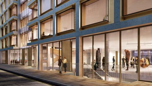 the copyright building derwent london fitzrovia