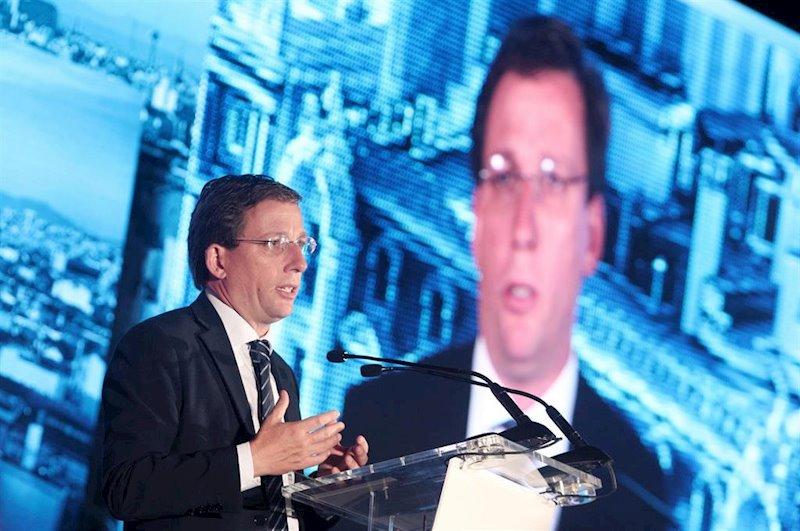 ep imagen de recurso del alcalde de madrid jose luis martinez- almeida