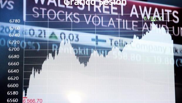 ep una grafica con valores en la bolsa de madrid a 4 de noviembre de 2020