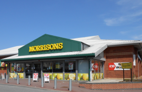 morrison store, morrisons, supermarket
