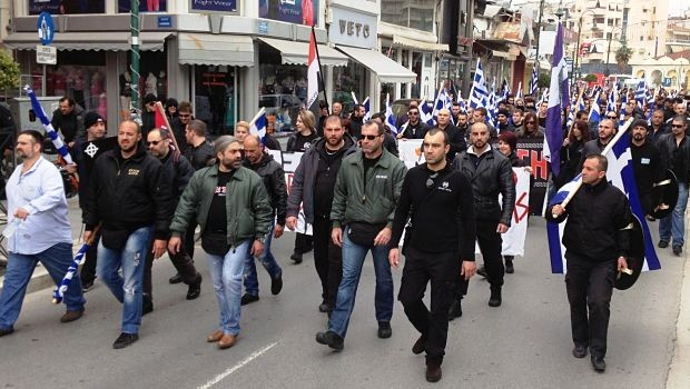 Amanecer Dorado procesión