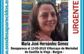 ep sucesos- buscanuna mujer46 anos desaparecidavillarcayo burgos desdeuna semana