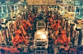 fabrica coche