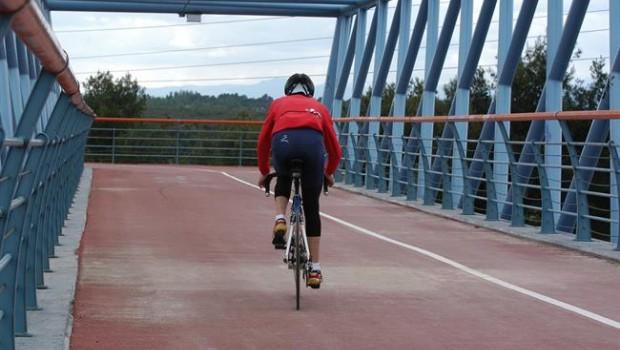 Madrid invertir 8 4 millones para mejorar la seguridad - Anillo verde ciclista madrid mapa ...