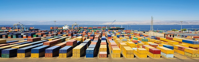 contenedores containers trade exports