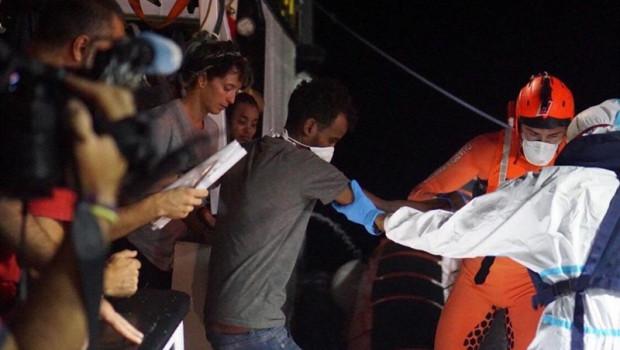 ep ocho personas evacuadasopen armsmotivos medicos