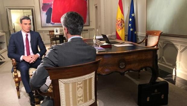 ep presidentegobierno pedro sanchezuna entrevistatelediario de