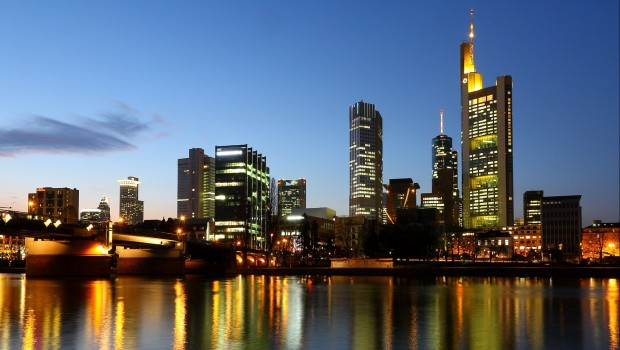 Frankfurt, European Central Bank, euro, ECB, eurozone, single currency